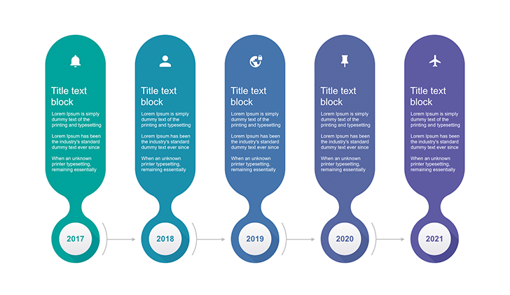 timeline template powerpoint free download - download now free!, Modern powerpoint