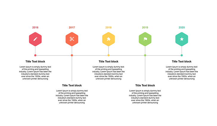 timeline ppt template for powerpoint free download now