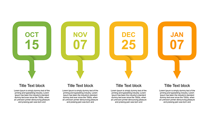 Timeline Template Ppt Download Now Free