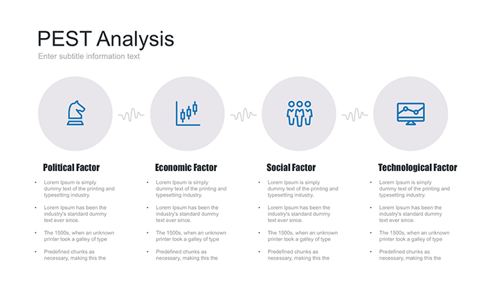 pest analysis marketing for powerpoint