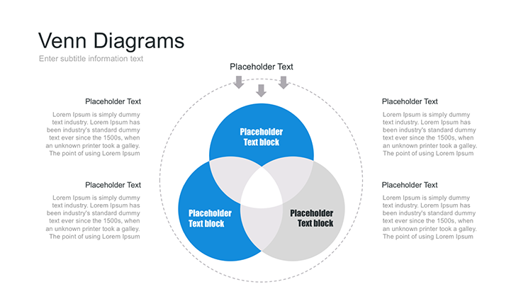 Venn Diagram In Ppt For Powerpoint Free Download Now