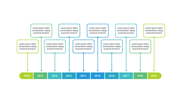 Powerpoint Timeline Template Ppt Free Download Now