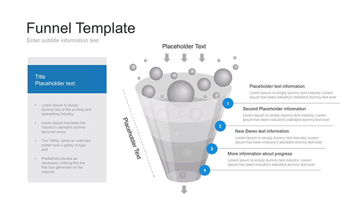 Sales funnel report template free download now sales funnel report template maxwellsz