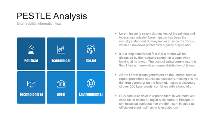 pestle analysis of bicycle Swot analysis the result of the swot analysis are provided, for each application and service, in the form of a template indicating their strengths, weaknesses, opportunities and threats.