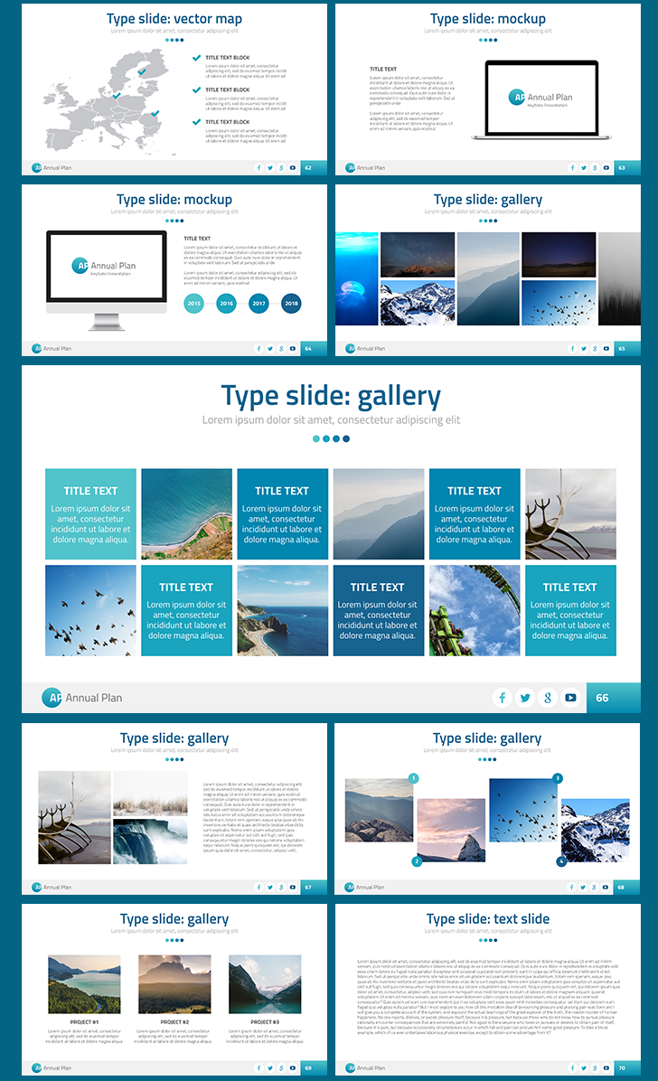 Annual Business Plan Template Inspirational Free Presentation Ppt Download Inspirati