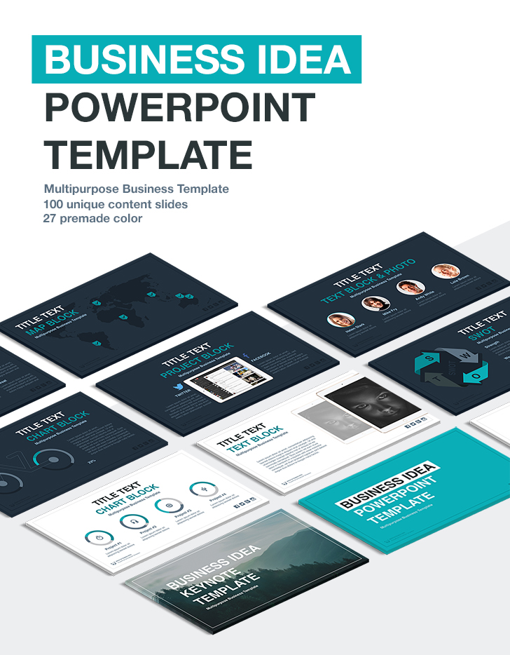 Business idea powerpoint template download now business idea powerpoint template flashek Choice Image