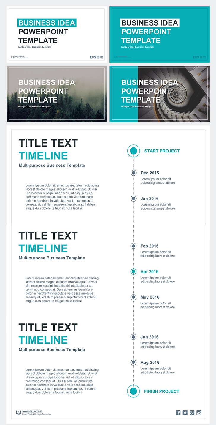 Business idea powerpoint template download now business idea powerpoint template wajeb Image collections