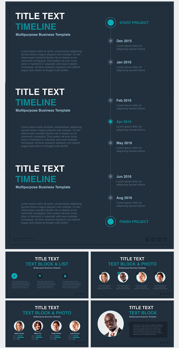 powerpoint poster templates 24x36 image collections - templates, Powerpoint templates