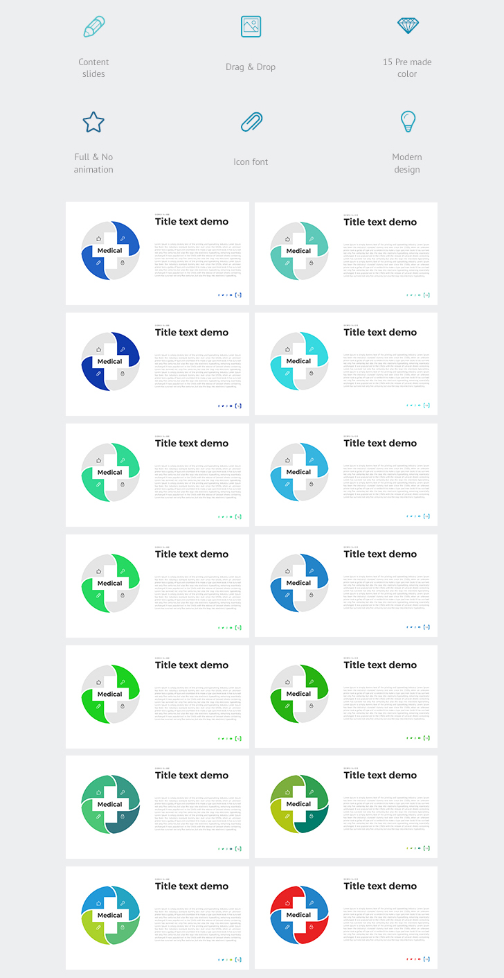 Medical powerpoint template download now medical powerpoint template toneelgroepblik Choice Image
