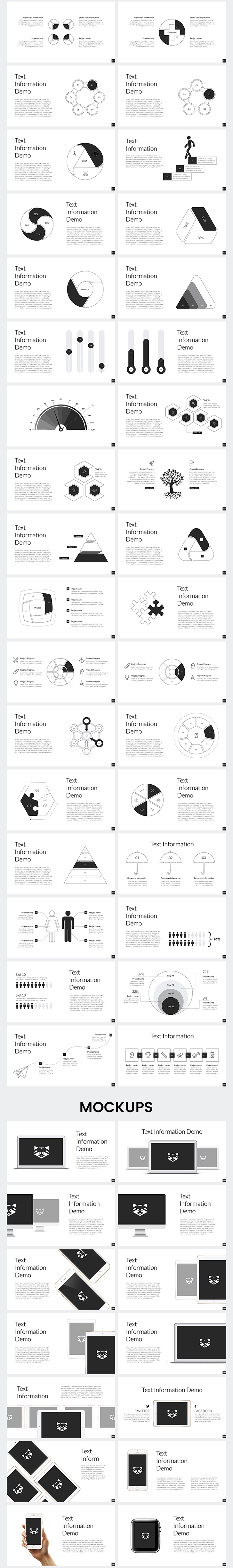 """Corporate Report"""" PowerPoint template - Download Now!"""