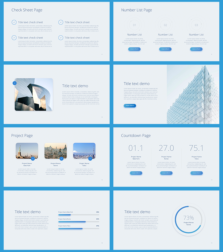 Beautiful Powerpoint Template