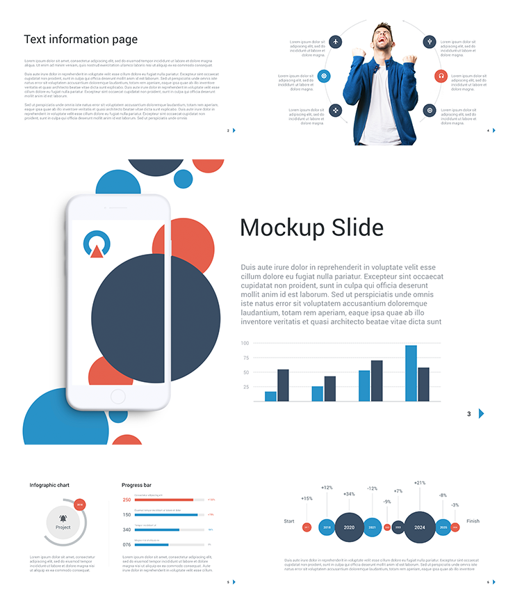 Powerpoint Company Presentation Templates Free Download Now