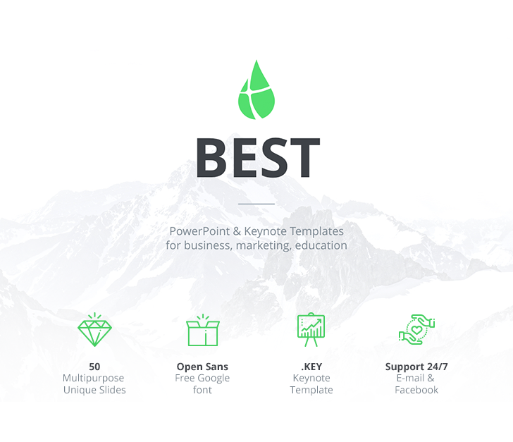 Best Keynote Templates for Business - Download Now!