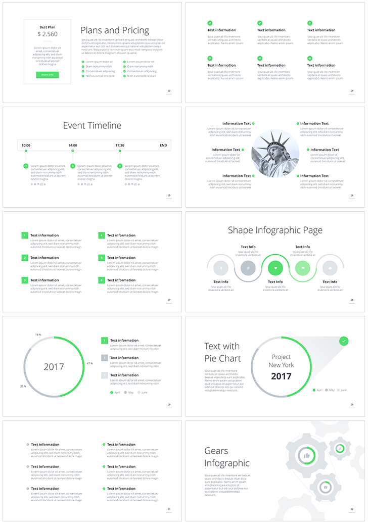 Best Keynote Templates
